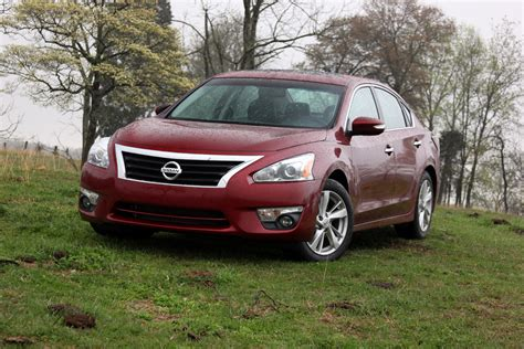 nissan altima  sl review autotalk