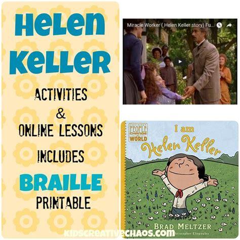 helen keller lesson plans elementary middle school helen 292 | 77738a3d034fec3aaf98af93100477dc