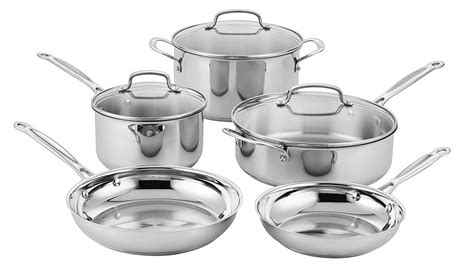 cuisinart pots stainless pans cookware amazon mashable let