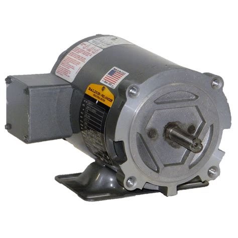 Electric Motor Dealers by Baldor Cm3111 0 75 Hp 3600 Rpm 230 460 Volts 3 Ph