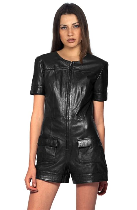 leather jumpsuits leather jumpsuits designed for mybestfashions com