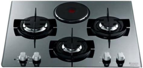 cuisine au gaz ou induction plaque cuisson gaz electrique table de cuisine
