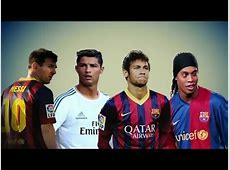 Craziest Skills Ever CRonaldo Neymar Messi Ronaldinho HD