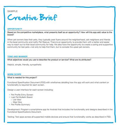 brief template microsoft word creative brief template beepmunk