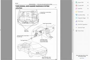 Official Workshop Service Repair Manual Lexus Ls400 1989