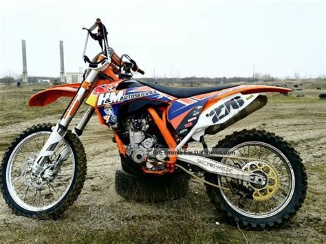 2013 Ktm Sxf 350