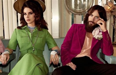 unveiling  gucci guilty campaign starring jared leto