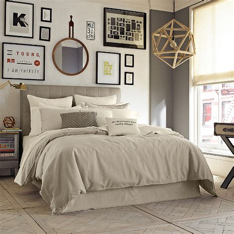 kenneth cole duvet cover kenneth cole reaction home mineral linen cotton duvet