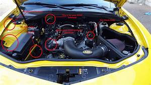 Something Missing In Engine Bay