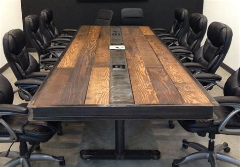 conference room table furniture items similar to industrial vintage conference room table