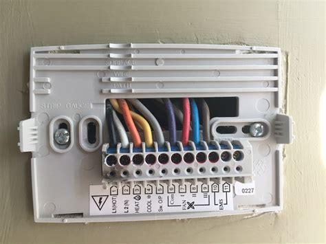 Honeywell Thermostat Wiring Hvac Diy Chatroom Home