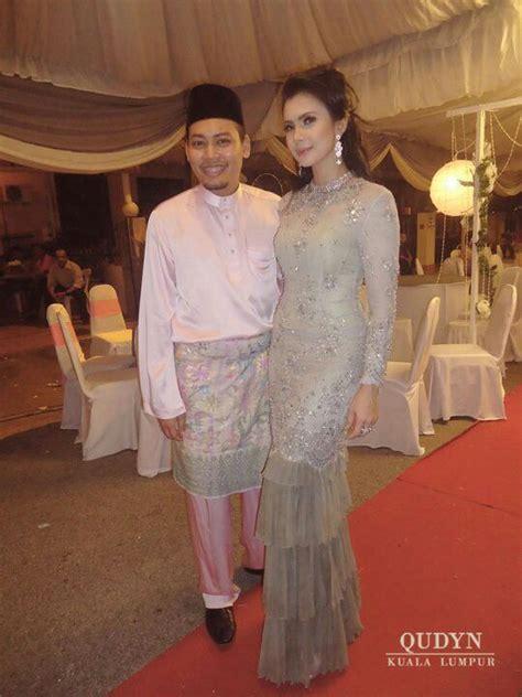 pin  sap  lace kebaya dress baju kurung lace women