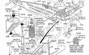Ford F250 4x4 Front Axle Diagram