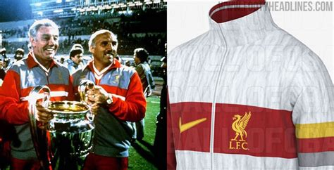 Nike Liverpool 21-22 Champions League Collection Leaked ...