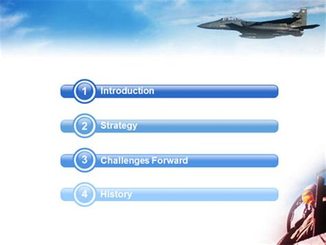 air force powerpoint template rebocinfo