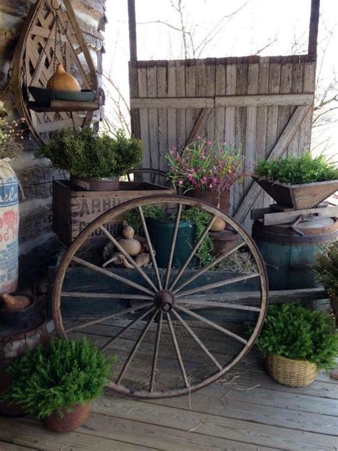 Best Images About Wagon Wheels Pinterest