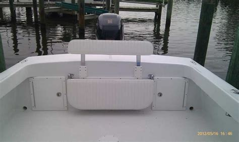 Boat Bench Seat by Looking For Ideas For Folding Rear Bench Seat For 26