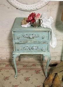 Chic Und Mit : shabby shic m bel mit vintage look beispiele und diy ideen shabby paint furniture and chalk ~ Orissabook.com Haus und Dekorationen