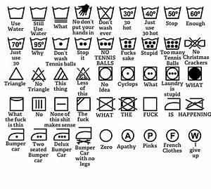 Loving This  U0026quot Simple Guide To Washing Machine Symbols U0026quot  The Poke