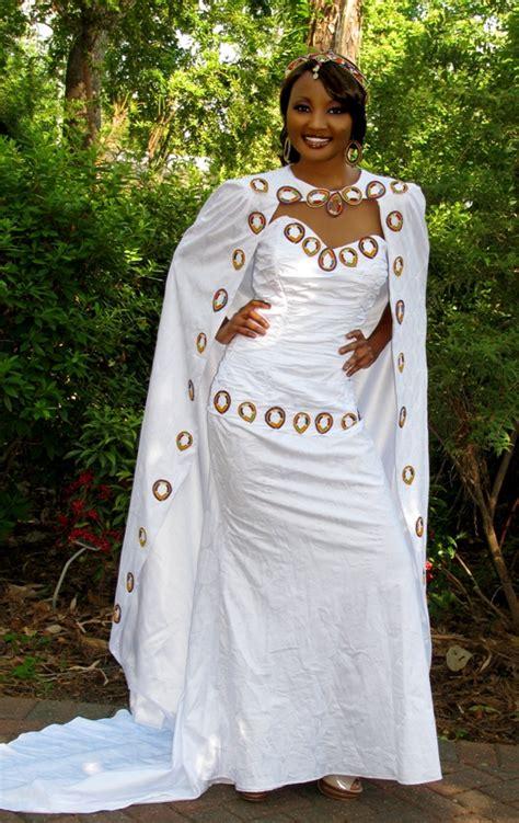 kenyan traditional wedding dresses