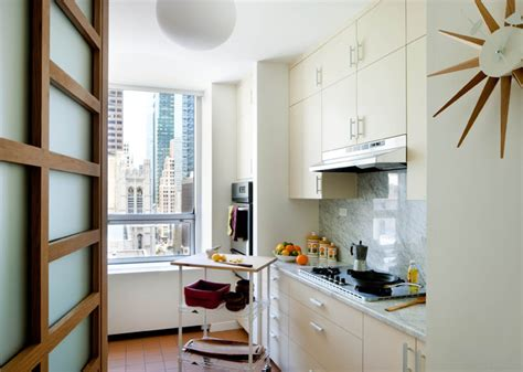 17 Space Saving Solutions For Small Kitchens