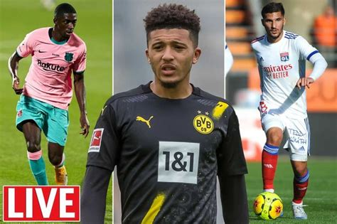 Live Transfer News: offers and gossip from Man Utd ...