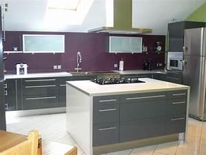 quel couleur de plan de travail avec cuisine grise 27 With sol gris quelle couleur pour les murs 11 choisir un sol noir les bons conseils