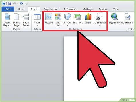 clipart for microsoft word 4 formas de agregar clip a microsoft word wikihow
