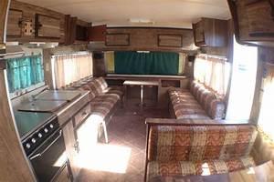 Used 1980 Komfort Komfort 111 Travel Trailer Stock   10033