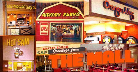 fast food  food court delights   golden era  shopping malls