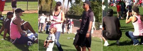 Tiger Woods, Elin Nordegren Spotted Together For First ...