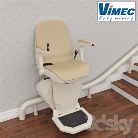 3d models arm chair chair lift for disabled