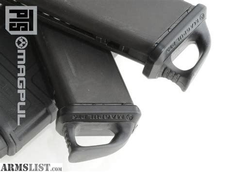 Glock Floor Plate Magpul by Armslist For Sale 2 Brand New Magpul Speedplate Black