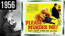 Please Murder Me - Full Movie - GOOD QUALITY (1956) - YouTube