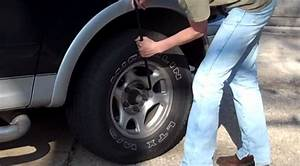 F150 F250  Change Spare Tire How To