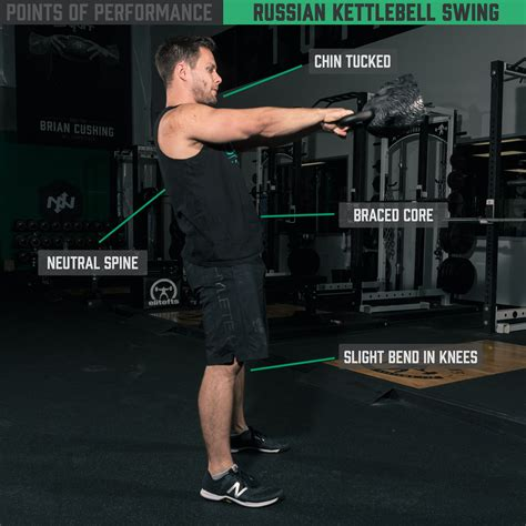 kettlebell swing russian american onnit swings vs academy points exercise performing kettlebells spine neutral workout performance lat training mistakes common
