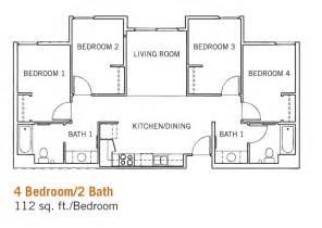 4 bedroom 4 bath house plans glen mor