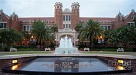 The Florida State University Photograph by Paul Wilford