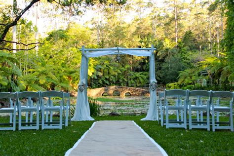 gold coast hinterland beautiful weddings