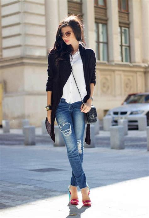 El mejor complemento para tu Outfit es el Blazer Negro | AquiModa.com vestidos de boda ...