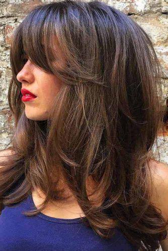 long hair  bangs styling ideas short hair styles