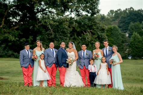 Preppy Vineyard Wedding By Onelove Photography