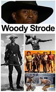 "Woodrow Wilson Woolwine ""Woody"" Strode 1914 – 1994 was a ..."