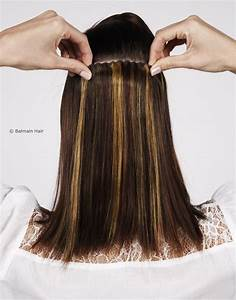 Clip Hair Extensions To Try Out New Hair Colors And New