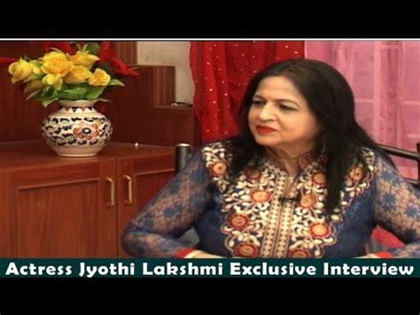 actress jyothi interview actress jyothi lakshmi exclusive interview part 1