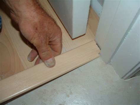 do you need transition strips for laminate flooring cutting laminate flooring trim installing the transition