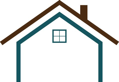 Free House Outline Transparent, Download Free Clip Art ...