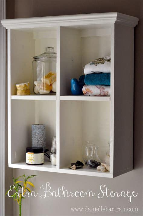 master bathroom update diy shelving mirrors