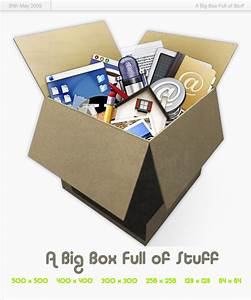 Big Box Full of Stuff by Carvetia on DeviantArt