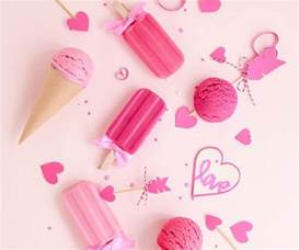 Pink Girly Girl Wallpaper